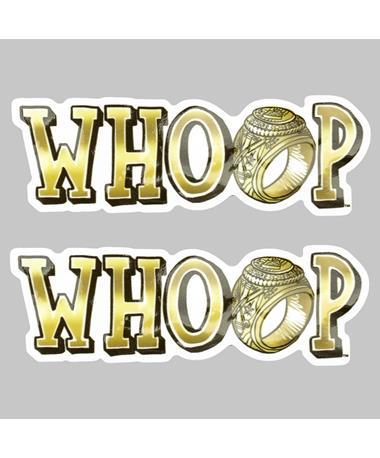 WHOOP Ring Dizzler Sticker