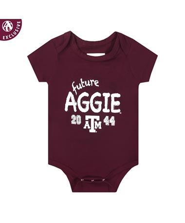 Texas A&M Future Aggie Class of '44 Onesie