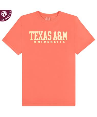 Texas A&M University Tonal T-Shirt