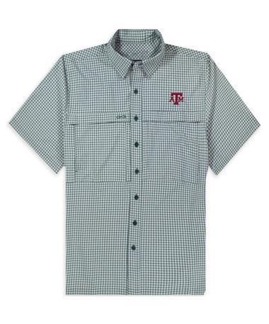 Texas A&M Aggies Mallard TekCheck Shirt