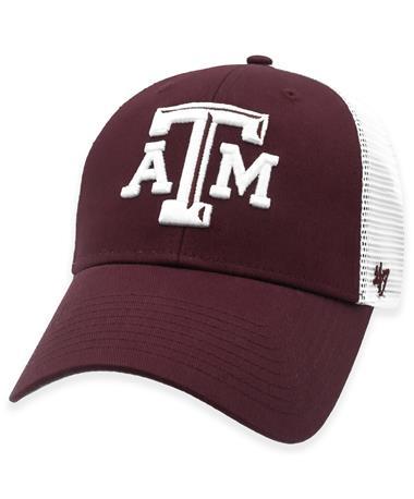 Texas A&M '47 Brand Branson MVP Mesh Hat