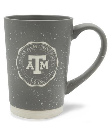Texas A&M Seal Earthstone Mug