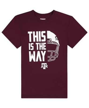 Texas A&M This Is The Way T-Shirt