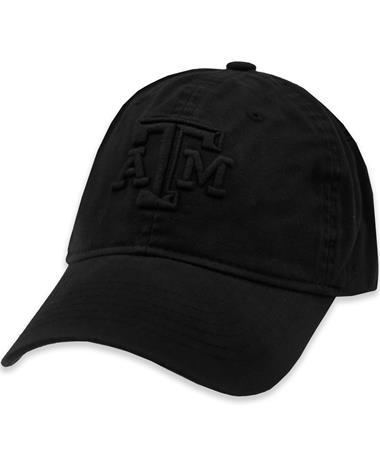 Texas A&M Echo Wash Black Hat