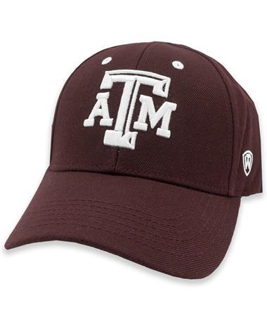 Texas A&M Triple Threat Maroon Hat
