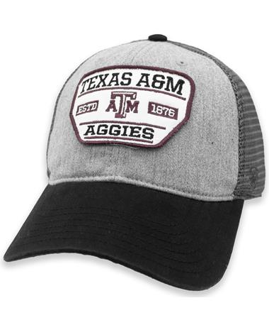 Texas A&M Aggies Patch Two Tone Hat