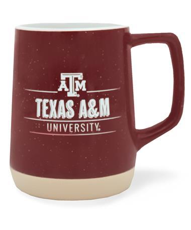 Texas A&M Speckled Butte 12oz. Mug