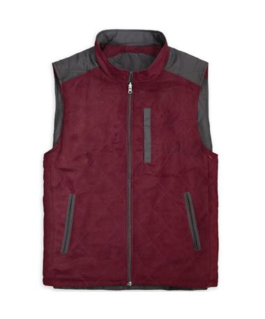 Texas A&M Madison Creek Outfitters Burgundy High Point Vest