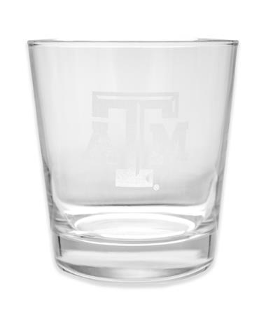 Texas A&M 13oz. Cocktail Glass
