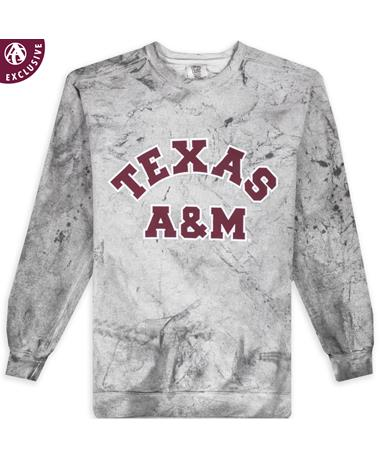 Texas A&M Smoke Arch Blast Crewneck