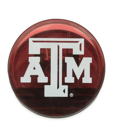 Texas A&M Magnetic Chip Clip