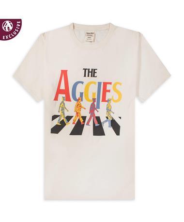 The Aggies Walking Comfort Wash T-Shirt