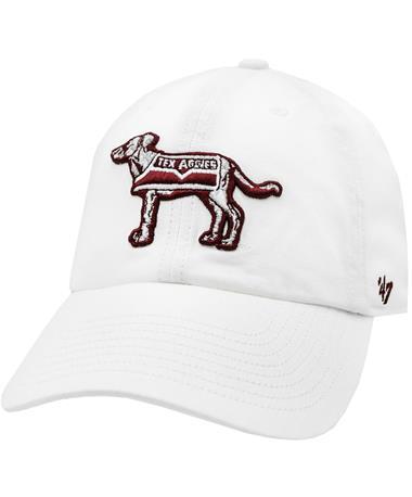 Texas A&M '47 Brand Aggies Reveille I Clean Up Cap