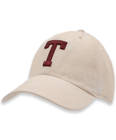 Texas A&M '47 Brand Vin Natural Block T Hat