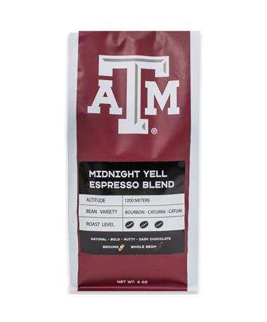 What's The Buzz Midnight Yell Coffee Blend
