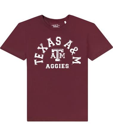 Texas A&M Garb Toni Texas Over Youth Tee