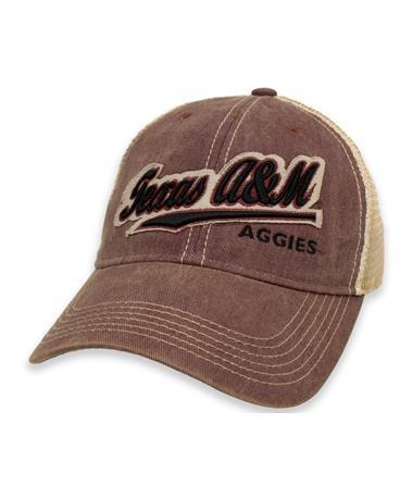 Texas A&M Aggies Old Trucker Hat