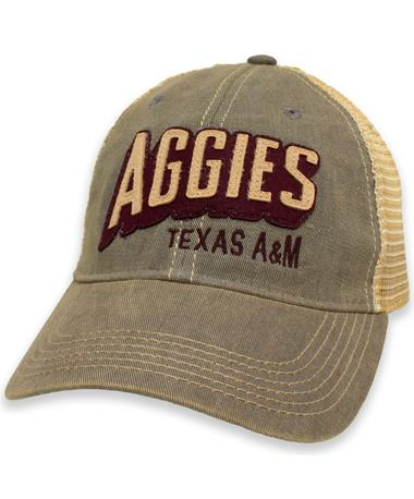 Texas A&M Aggies Old Favorite Trucker Hat