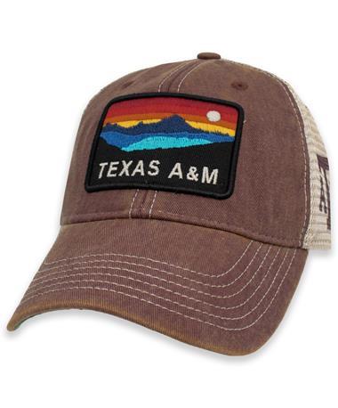Texas A&M Horizon Old Trucker Hat