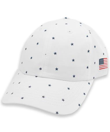 American Flag & Stars Hat