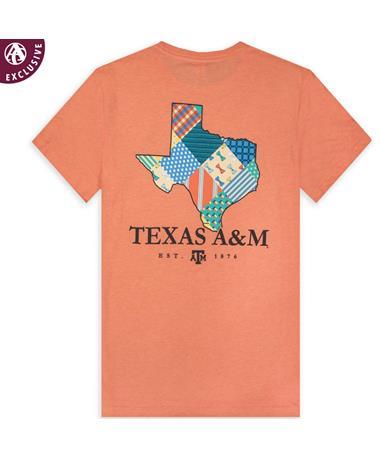 Texas A&M Suit & Tie T-Shirt