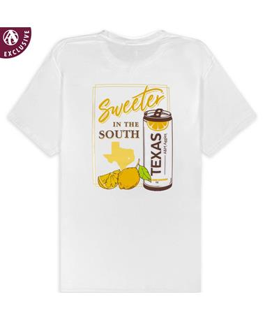 Texas A&M Sweeter In The South Comfort Wash T-Shirt