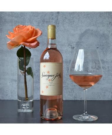 IN STORE PICKUP OR LOCAL DELIVERY ONLY: Sauvignon John Rosé Wine