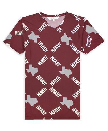 Howdy V Neck Sleep Shirt