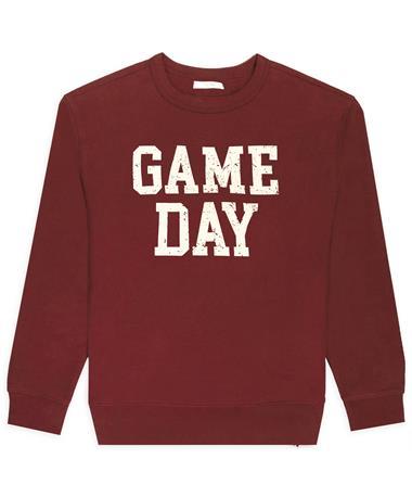 Texas A&M Maroon Game Day Sweatshirt