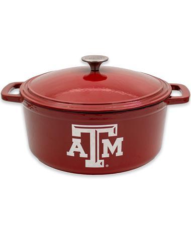 Texas A&M Dutch Oven Pot