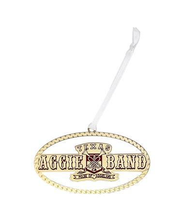Texas Aggie Band Ornament