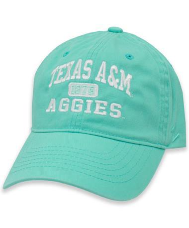 Texas A&M Aggie Tiffany Blue Prisma Cap