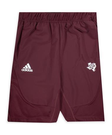 Texas A&M Adidas Sideline Training Short