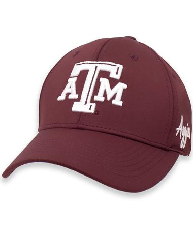 Texas A&M Aggies Phenom Fitted Hat