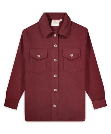 Texas A&M Women's Woven Maroon Recycled Coat