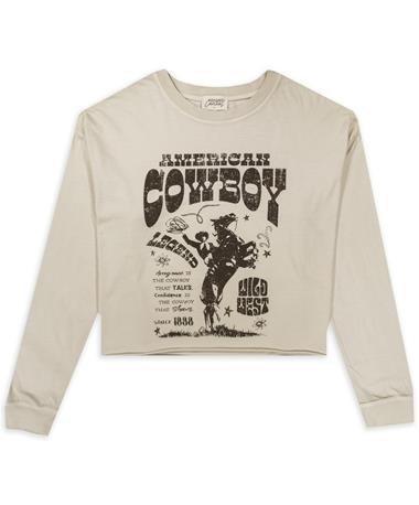Vintage American Cowboy