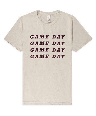 Repeat Gameday Bella Canvas T-shirt