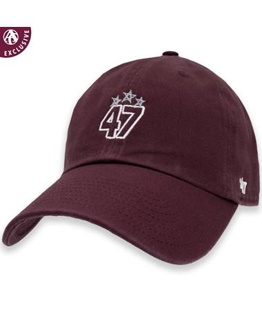 Seth Small '47 Brand Stars Clean Up Adjustable Hat