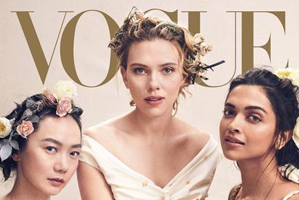 VOGUE APRIL 2019 COVER