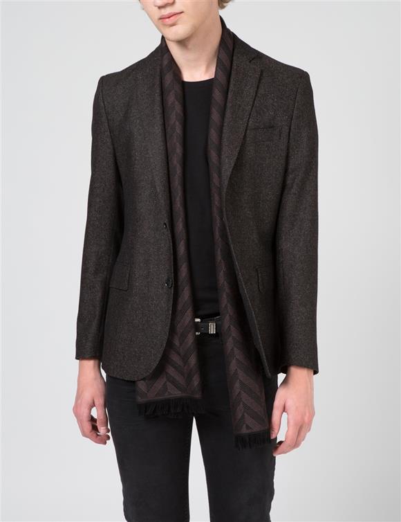 Hopper Soft Silk Tweed Blazer