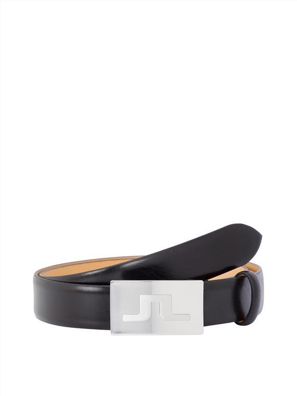 Shine Leather Belt