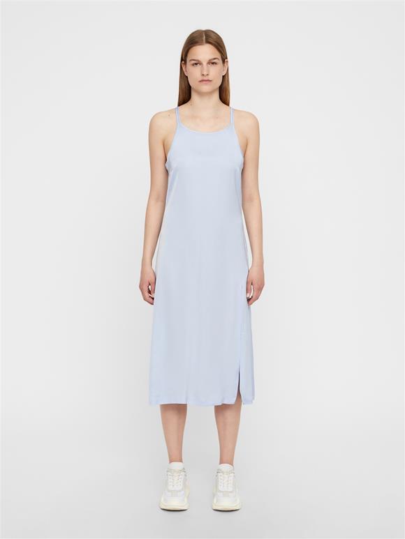 Joni Liquid Satin Dress