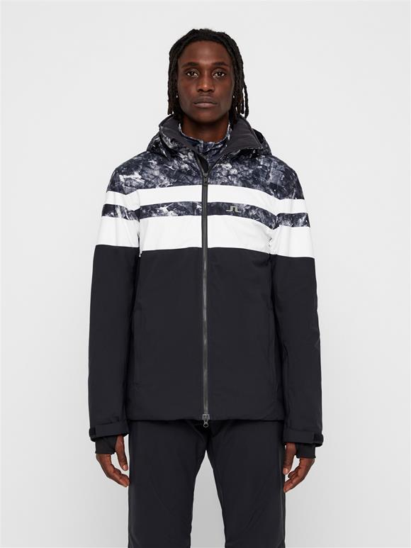 Franklin Printed 2-Layer Jacket
