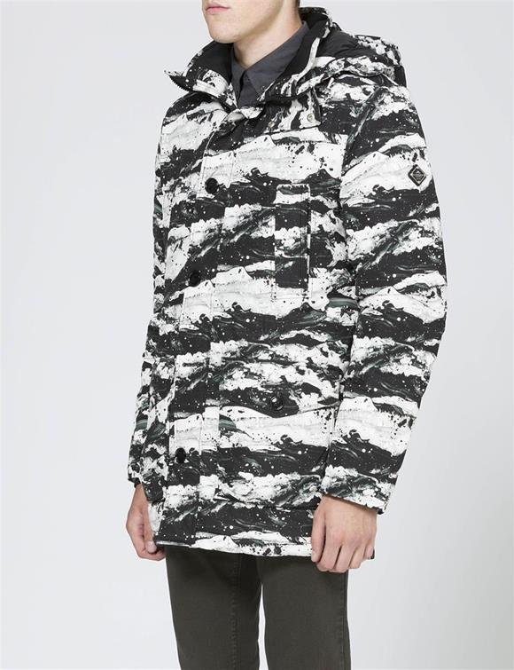Odin Dressed Poly Jacket