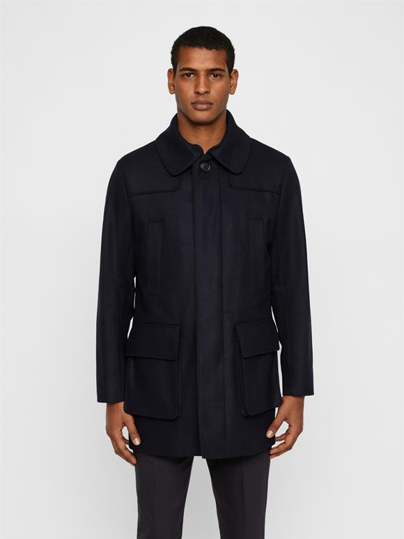 Ivo Soft Melton Coat