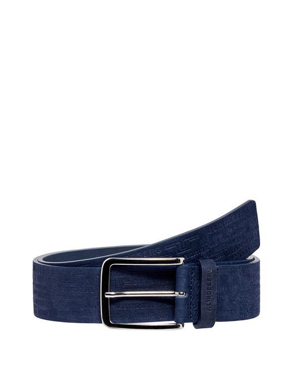 Archive Brushed Leather Belt
