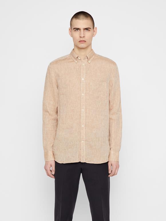Daniel Linen Melange Shirt
