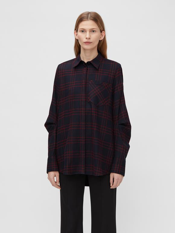 Pamela Flannel Shirt