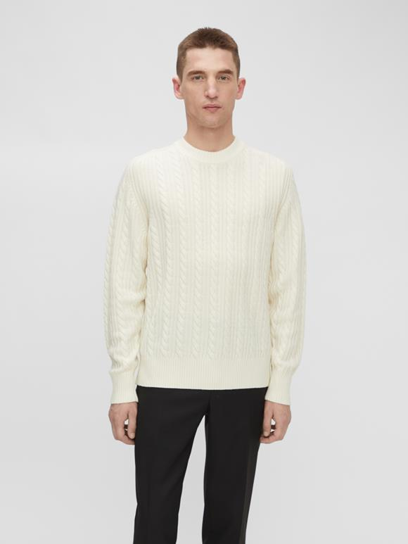 Henry Cable Sweater