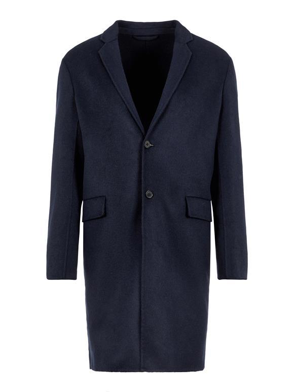 Wolfram Wool Coat
